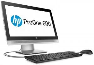HP ProOne 600 otrzymał procesor z rodziny Intel Core, którym jest model i5-8500T, a więc model posiadający aż sześć rdzeni