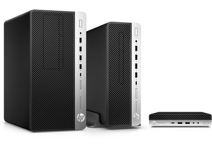 HP ProDesk 600 wyróżnia się na rynku technologicznym - dużą wydajnością i znakomitą pracą